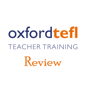 Oxford House TEFL Review 2021