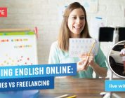 Next Webinar: Teaching English Online – Companies vs Freelancing