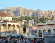 Summer Staycation: Athens, Greece